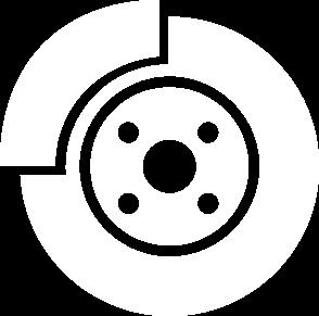 Brake Rotor and Pads