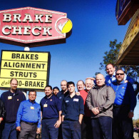 Brake Check promised to provide the quality brake repair, oil changes and Alignment check.