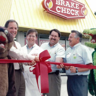 Brake Check has been serving Texas since 1968. Another grand opening.