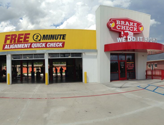 We provide premium brake repairs, Oil changes, even on synthetic and diesel and alignment check.
