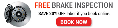 Brake Check offers free brake inspections to determine the repairs needed to ensure your vehicles safe operation in San Antonio, Houston, Austin, and Corpus Christi Tx